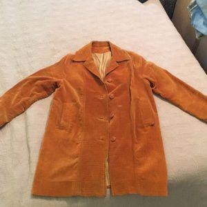 Vintage corduroy jacket